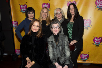 Carole Shorenstein Hays The Go-Go's Perform at Private Concert Event in Celebration of Broadway's New Musical 'Head Over Heels'