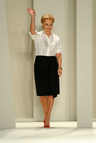 Carolina Herrera - Mercedes-Benz Fashion Week Spring 2012 - Official Coverage - Best of Runway Day 5