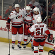 Erik Cole and Eric Staal Photos