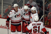 Erik Cole and Eric Staal Photos Photo