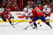 Nicklas Backstrom and Alexander Semin Photos Photo