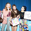 Caroline D'Amore Alice And Olivia By Stacey Bendet X FriendsWithYou Launch