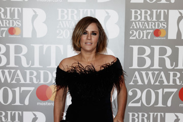 Caroline Flack The BRIT Awards 2017 - Red Carpet Arrivals