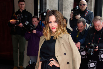 Caroline Flack TRIC Awards - Red Carpet Arrivals