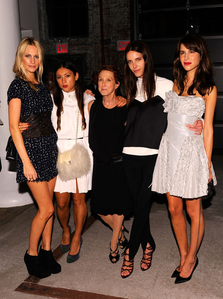 Caroline Sieber - RxART Celebrates Its Annual PARTY! Sponsored by CHANEL Beaute - Party