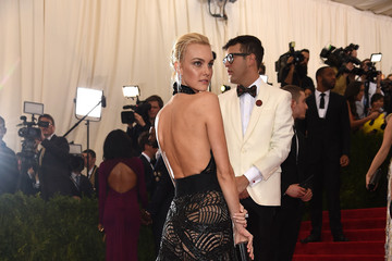 Caroline Trentini 'China: Through The Looking Glass' Costume Institute Benefit Gala - Arrivals