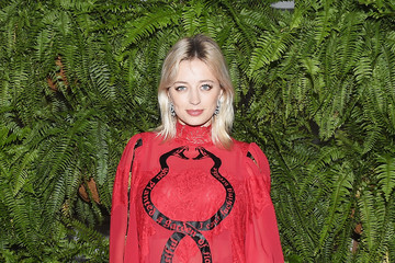 Caroline Vreeland Public School And The Confidante Private Dinner To Celebrate The Launch Of WNL Radio At Miami's Art Basel With Moet & Chandon