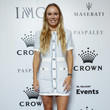 Caroline Wozniacki Crown IMG Tennis Party - Arrivals