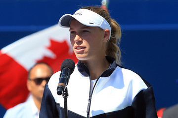 Caroline Wozniacki Rogers Cup presented by National Bank - Day 9