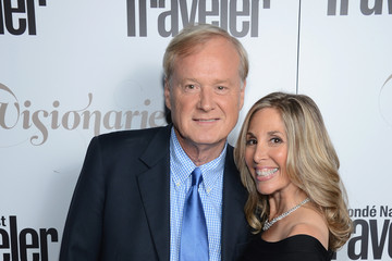 """Carolyn Kremins Conde Nast Traveler Celebrates """"The Visionaries"""" And 25 Years Of Truth In Travel - Red Carpet"""