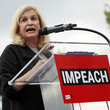 Carolyn Maloney Rally To Demand 'Impeachment Now!'