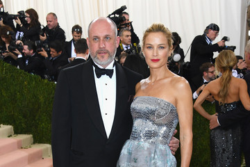 Carolyn Murphy 'Manus x Machina: Fashion In An Age of Technology' Costume Institute Gala - Arrivals