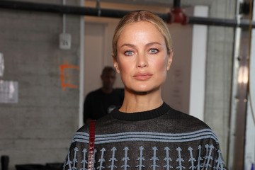 Carolyn Murphy Longchamp - Backstage - February 2020 - New York Fashion Week: The Shows