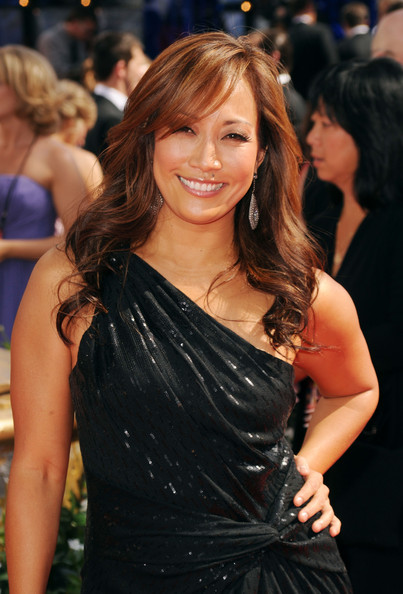 Carrie Ann Inaba TV personality Carrie Ann Inaba arrives at the 62nd ...