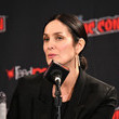Carrie-Anne Moss New York Comic Con 2019 - Day 1