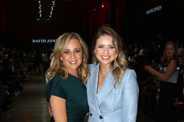 Carrie Bickmore VAMFF Runway Gala Presented By David Jones