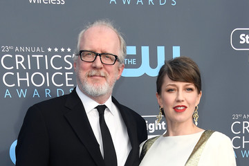 Carrie Coon The 23rd Annual Critics' Choice Awards - Arrivals