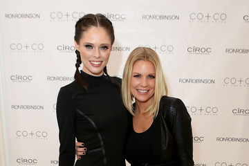 Carrie Keagan RonRobinson x CO+CO By Coco Rocha Launch Party
