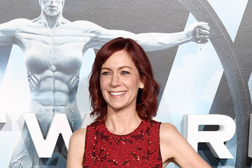 Carrie Preston Premiere of HBO's 'Westworld' - Arrivals
