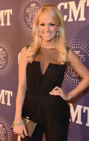 Carrie Underwood - 2012 CMT Artists Of The Year - Arrivals