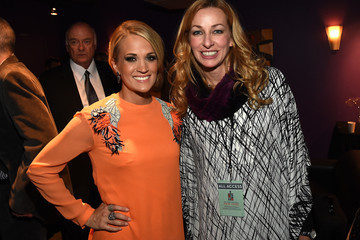 Carrie Underwood The Country Music Hall of Fame & Museum Presents All For the Hall New York Benefit Concert - Inside