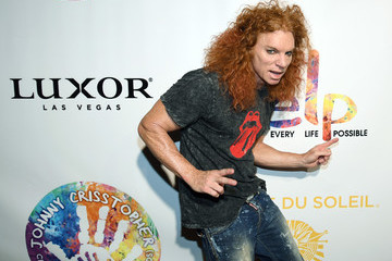 Carrot Top Criss Angel's HELP Charity Event Benefiting Pediatric Cancer Research and Treatment