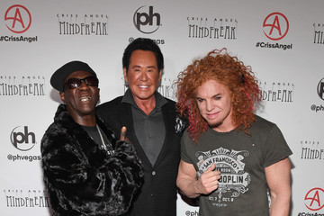Carrot Top Criss Angel Grand Opening At Planet Hollywood Resort & Casino