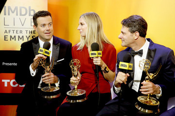 Carson Daly IMDb Live After the Emmys, Presented by TCL