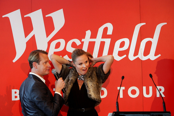 Carson Kressley Launches Westfield Be Styled Tour
