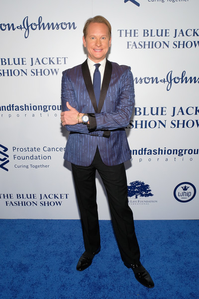 947a544576 Inaugural Blue Jacket Fashion Show to Benefit Prostate Cancer Foundation -  Arrivals