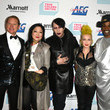 Carson Kressley Cyndi Lauper And Friends: Home For The Holidays Benefit