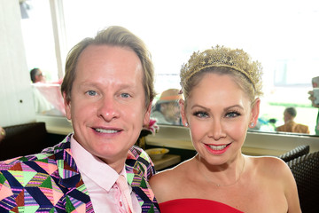 Carson Kressley 142nd Kentucky Derby - Celebrities Seen Around Churchill Downs