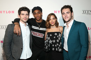 Carter Jenkins NYLON Young Hollywood Party At AVENUE Los Angeles