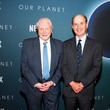Carter Roberts 'Our Planet' Special Screening With Sir David Attenborough
