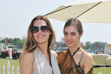 Yasmin Le Bon Amber Le Bon Cartier 'Travel With Style' Concours - Day 2