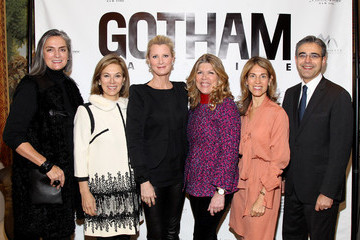 Caryn Zucker GOTHAM Cover Celebration & Miracle on Madison Brunch with Sandra Lee at the Hotel Plaza Athenee