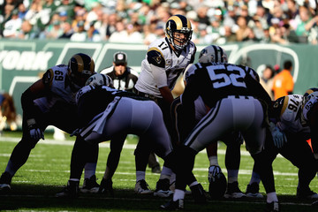 Case Keenum Los Angeles Rams v New York Jets