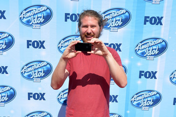 Casey Abrams Arrivals at the 'American Idol' Season Finale — Part 2