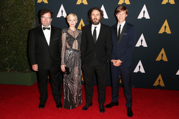 Casey Affleck Lucas Hedges Academy of Motion Picture Arts and Sciences' 8th Annual Governors Awards - Arrivals