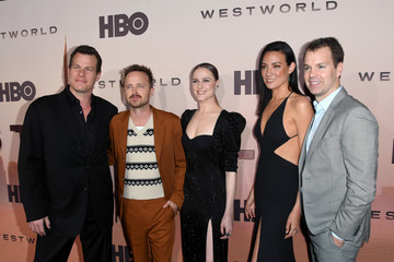 "Casey Bloys Premiere Of HBO's ""Westworld"" Season 3 - Red Carpet"