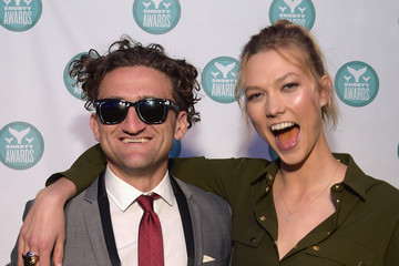 Casey Neistat The 9th Annual Shorty Awards - Backstage and Green Room