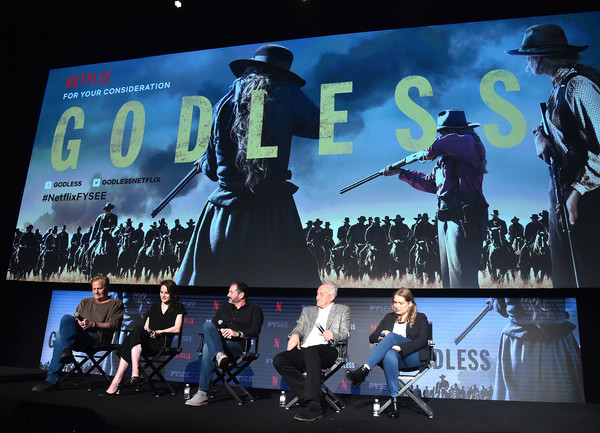 #NETFLIXFYSEE For Your Consideration Event For 'Godless' - Panel