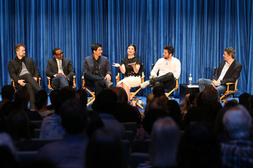 Casey Wilson David Caspe The Paley Center For Media's PaleyFest 2014 Fall TV Preview - NBC