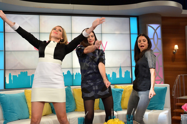 Bethenny Frankel Chats with Her Guests