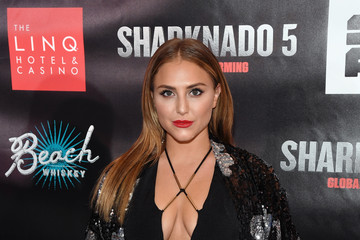 Cassie Scerbo 'Sharknado 5: Global Swarming' Premiere at the LINQ Hotel & Casino