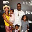 Cassius Brown BET Presents The 'Bobby-Q' Atlanta Premiere Of 'The Bobby Brown Story'