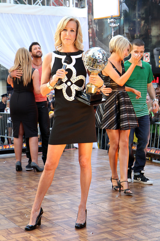 Good Morning America Saturday Cast 2013 : Lara spencer photos cast of quot dancing with the