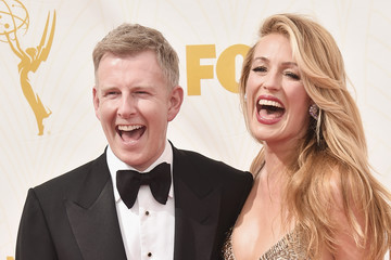 Cat Deeley 67th Annual Emmy Awards - Red Carpet