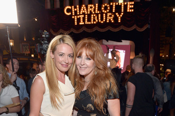 Cat Deeley Charlotte Tilbury Arrives in America: VIP Beauty Launch