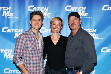 """Rachel De Benedet """"Catch Me If You Can"""" On Broadway Cast Photocall"""